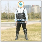 PVC-chest-fishing-wader-rwd002-8