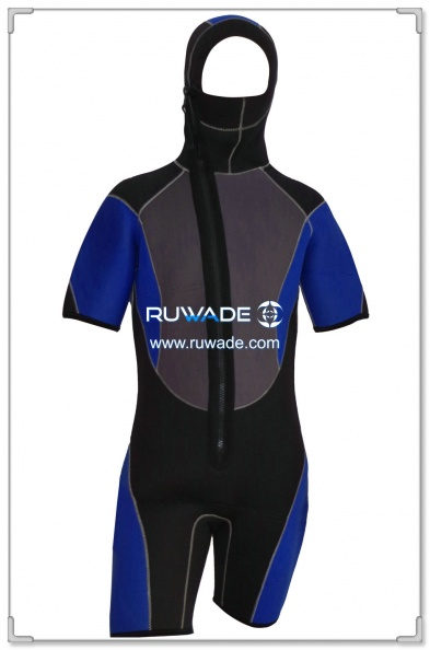 short-sleeve-shorty-wetsuit-front-zip-with-hood-rwd005-1.jpg